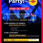 cartel welcome party III
